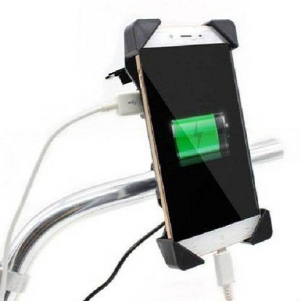 Riya Touch 360 charger 5 A Bike Mobile Charger