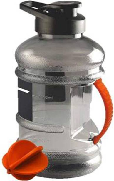 Stylbase Sports Gallon Bottle 1.5 Litre with Mixer Ball And Strainer 1500 ml Shaker