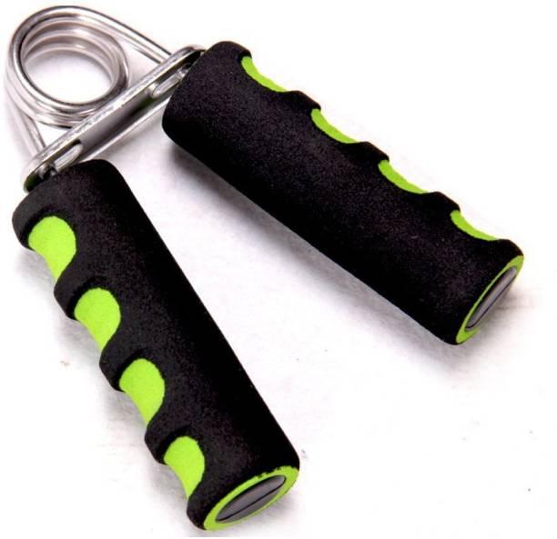GOCART A-Shape Foam Handle Hand Grips Gripper Arm Muscle Wrist Resistance Hand Grip/Fitness Grip