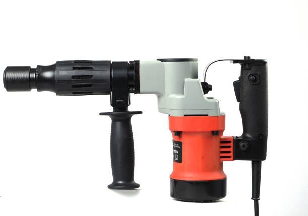 CARIGAR 5 Star Demolition Hammer 7.9J | 900-Watt | 2900 bmp | 2-Pc Chisel | BMC Box 5S 0810-DH Impact Driver