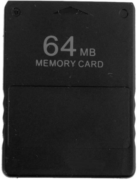 TCOS Tech PS2 64 MB Memory Card 64 MB Compact Flash Class 2  Memory Card