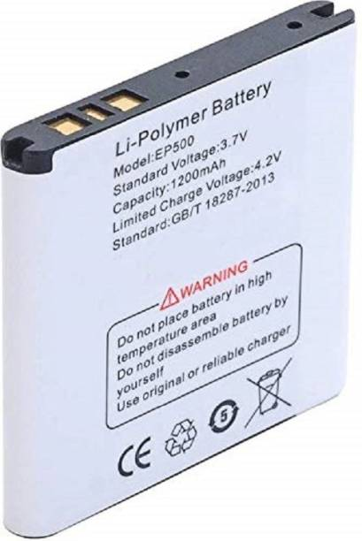 Pacificdeals Mobile Battery For  Sony For: Sony Sony Ericsson EP 500 Sony LIVE WALKMAN,XPERIA MINI PRO,VIVAZ,X8 - 1200mAH