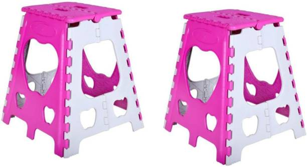 gujju king Folding Stool Outdoor & Cafeteria Stool