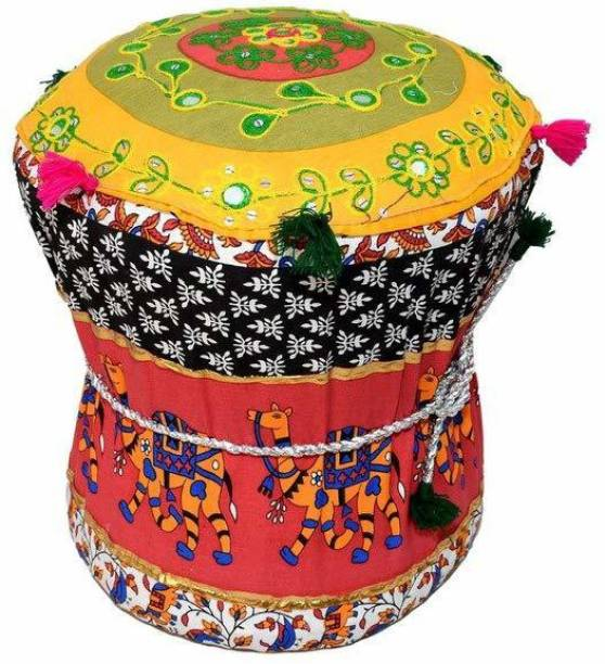 rajasthani handmade mudda Stool