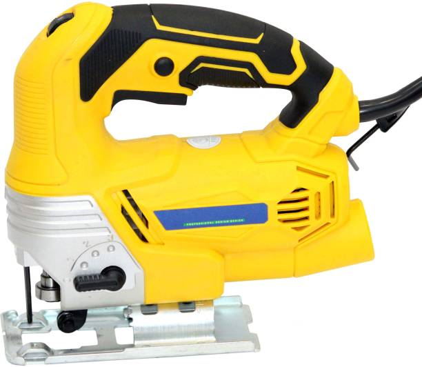 Digital Craft Woodworking Jigsaw Multi-function Chainsaw Handheld Mini Woodworking Cutting Machine Carpenter Electric Saw Household Power Tool Handheld Tile Cutter