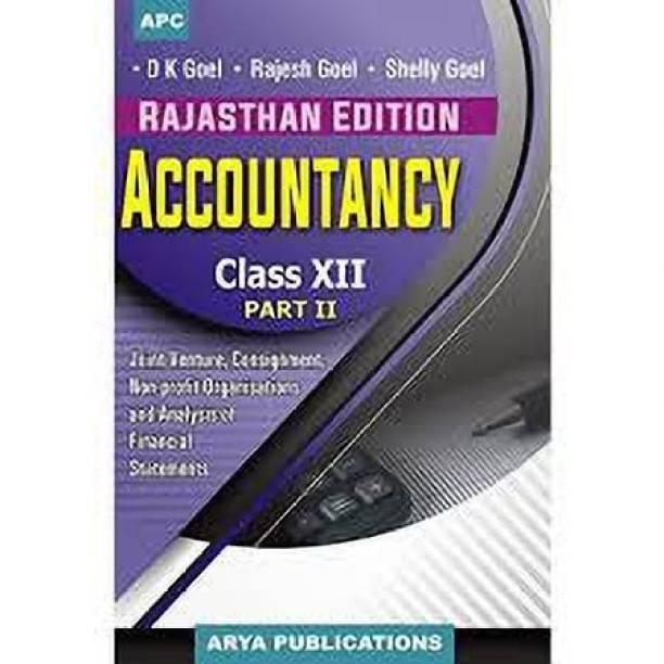 Accountancy, Part-II