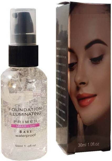 BTNT Professional Foundaztion Primer Make-up Base Primer  - 50 ml