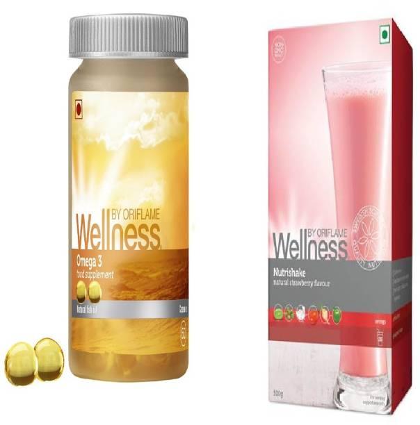 Oriflame Wellness Omega & Nutri shake