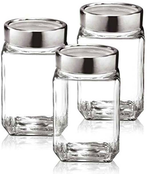 TREO  - 310 ml Glass Grocery Container