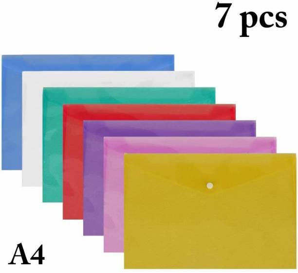 Neel Plastic Document Folder
