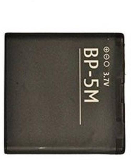 Pacificdeals Mobile Battery For  Nokia 5700 5610 5611 5710 5611XM 5700XM 5710 XM 6110 6200c 6220C 6220 6500S 7379 7390 8600 (BP-5M) - 1300mAh
