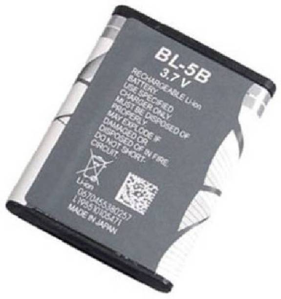 Pacificdeals Mobile Battery For  Nokia 3220, 3230, 5070, 5140, 5140i, 5200, 5300 XpressMusic, 5320 XpressMusic, 5500 Sport, 6020, 6021, 6060, 6070, 6080, 6120 classic, 6121 classic, 6124 classic, 7260, 7360- 890mAh