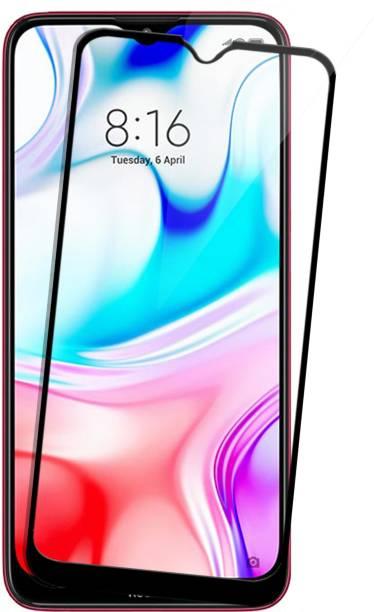 Flipkart SmartBuy Edge To Edge Tempered Glass for Mi Redmi 8A Dual, Mi Redmi 8A, Mi Redmi 8, Mi Redmi 8A Pro