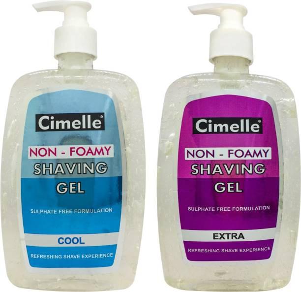 Cimelle Shaving Gel Cool + Extra
