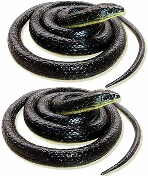 Rock World Toys & Gifts Rubber Snakes