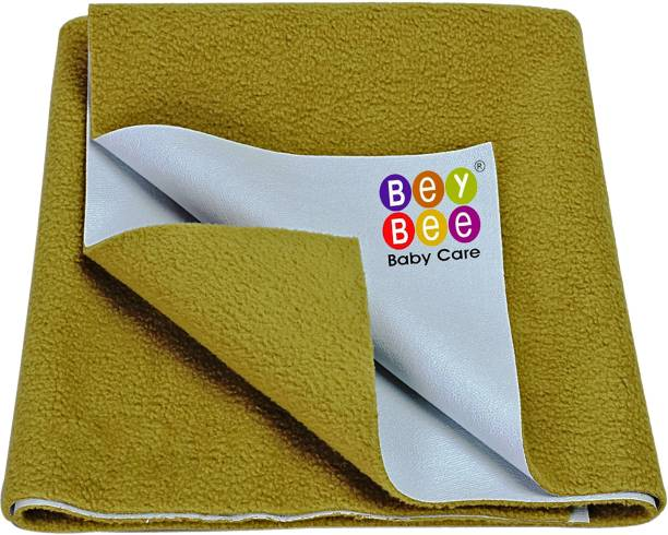 BeyBee :Waterproof Reusable Dry Sheet /Mattress Protector for Infants   Toddlers and Kids Dry sheet , Medium (100cm*70cm))