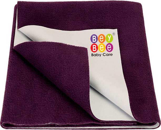 BeyBee :Waterproof, Reusable Mat / Underpad / Absorbent Sheets / Mattress Protector,Small (70cm*50cm)