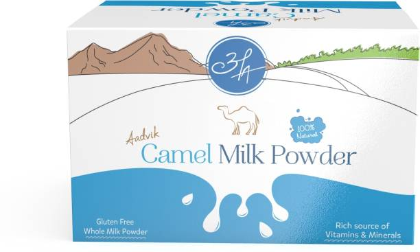 Aadvik Pure and Freeze Dried-Camel Milk Powder