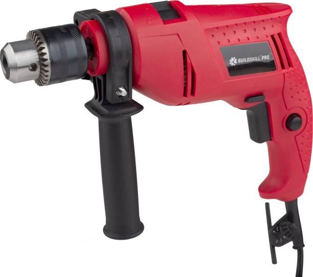BUILDSKILL Pro Reversible Hammer Professional DIY Home PRO BGSB13RE Pistol Grip Drill