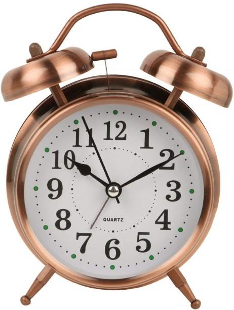 "Around The Town Alarm Clock W//Sound,night light,5/""l X 8/""h X 4/""w FREE SHIPPING"