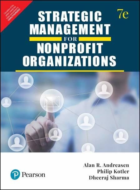 Strategic Marketing for Non Profit Organizations (NGOs) | Seventh Edition | By Pearson