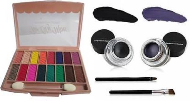 GRAYLIN COLOR SHADOW WITH INTENSE COLOR SHADE GEL LINER
