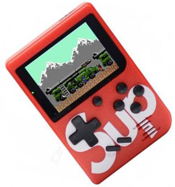 EFFULGENT SUP Retro Game Box Console Handheld Video Game 8 GB with fifa