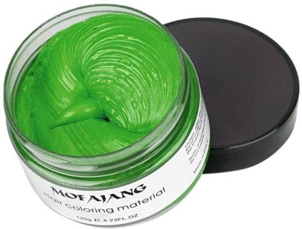TruOm OJ-WaxGreen5 Hair Wax