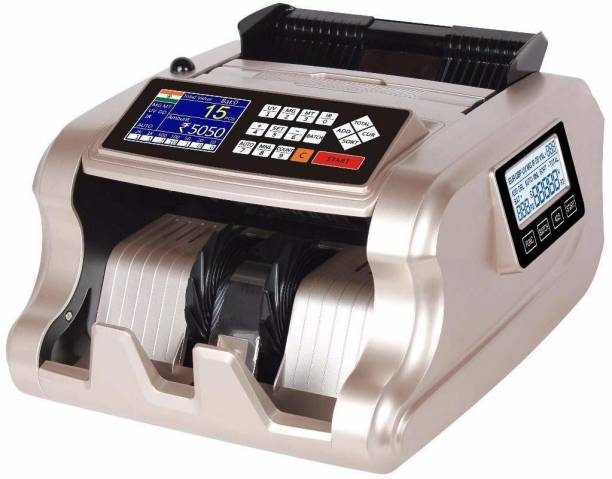 SWAGGERS Updated Mix Note Value Counting Machine for New Indian Currency Note Counting Machine