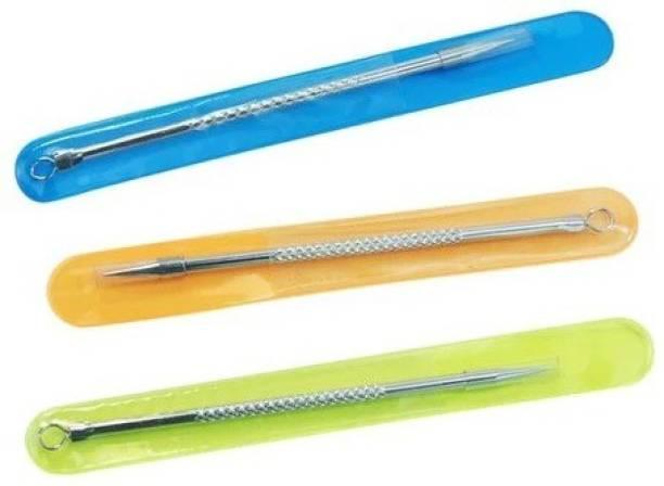 TruOm Steel Blackhead Remover Needle