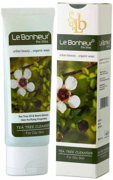 Le Bonheur Tea Tree Cleanser   Control Oil & Acne