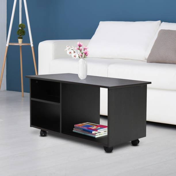 Crystal Furnitech Engineered Wood Coffee Table