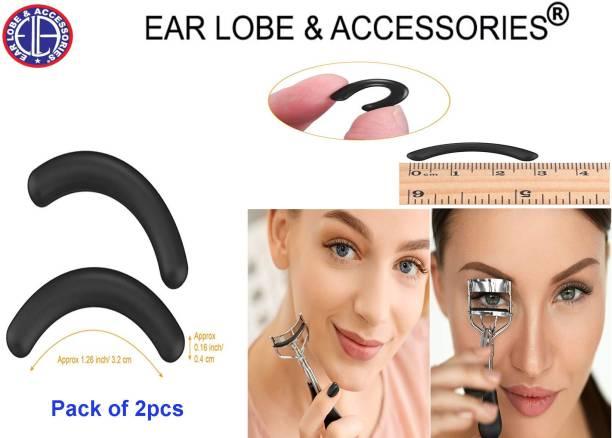 Ear Lobe & Accessories Eyelash Rubber Pack of 2pcs