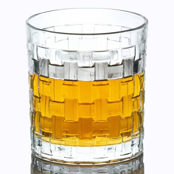 ZIVA (Pack of 6) Novara Juice Glass 6 Pcs 250 ml Glass Set