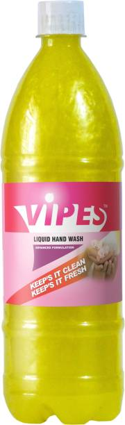MOP'N'ME Dewglo Hand wash 1ltr Set of 2 Hand Wash Bottle