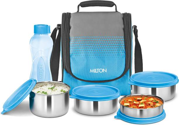 MILTON Tasty Lunch 4 Combo 4 Containers Lunch Box
