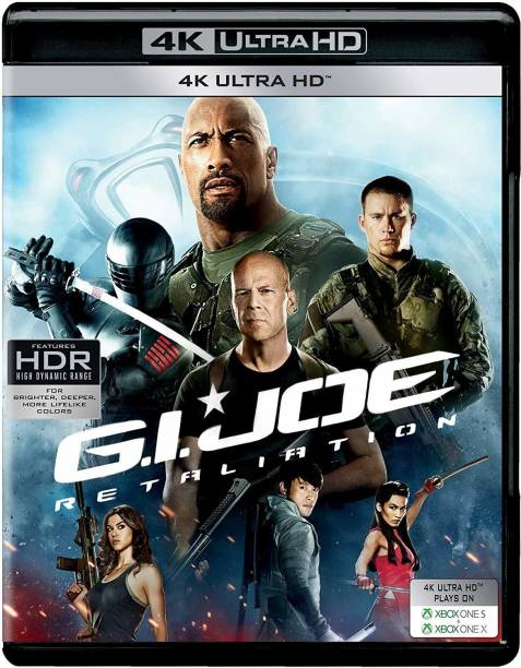 G.I. Joe: Retaliation (4K UHD)