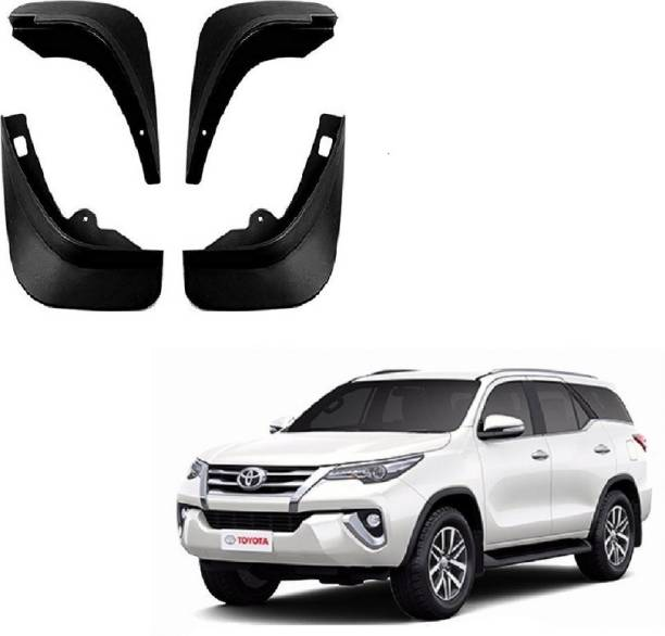 EMPICA Front Mud Guard, Rear Mud Guard For Toyota Fortuner NA
