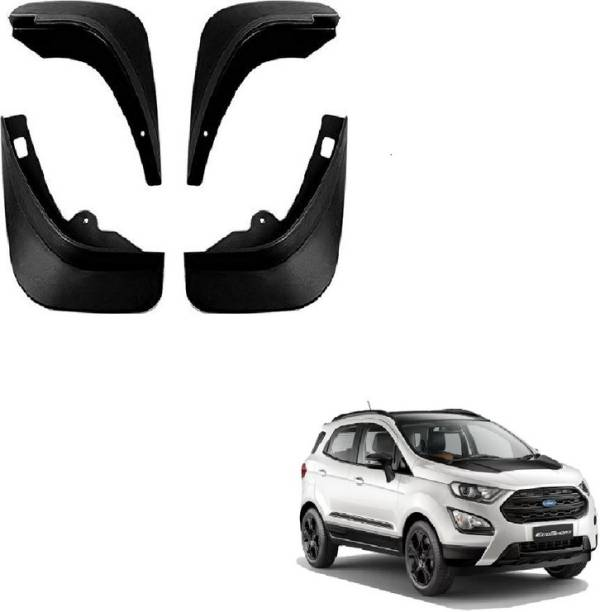 EMPICA Front Mud Guard, Rear Mud Guard For Ford Ecosport NA