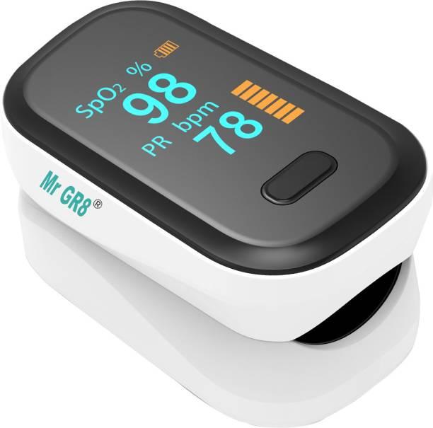 MR GR8 OLED PO-01 Finger Pulse Oximeter Pulse Oximeter