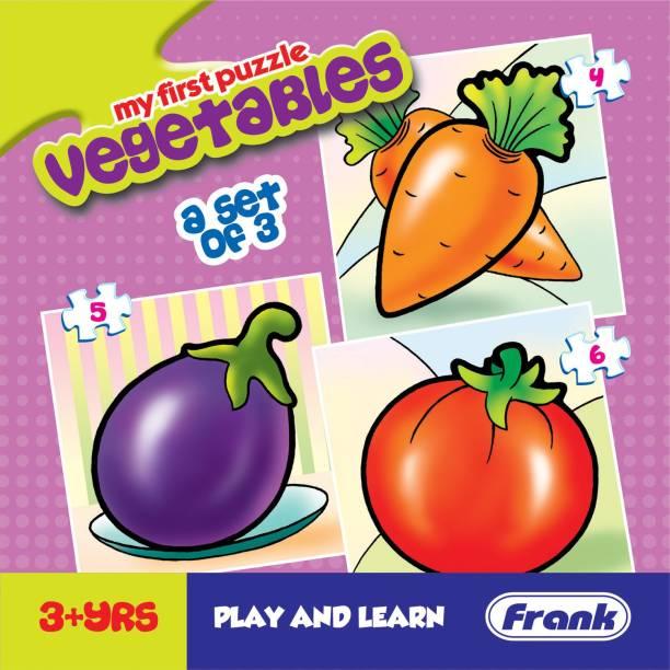 Frank Vegetables Puzzle