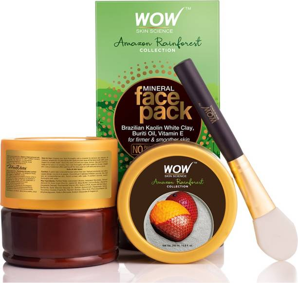 WOW SKIN SCIENCE Rainforest Collection