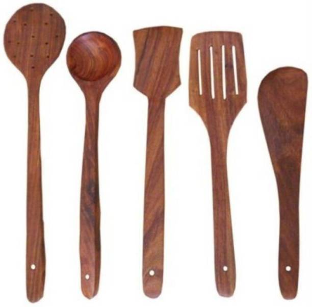 Areesha Sales Wooden Ladle
