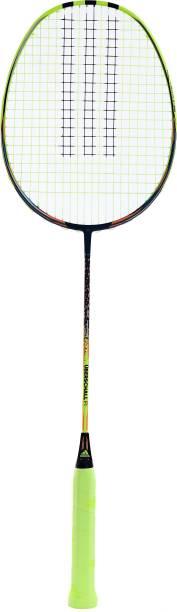 ADIDAS Uberschall F1 Yellow Strung Badminton Racquet