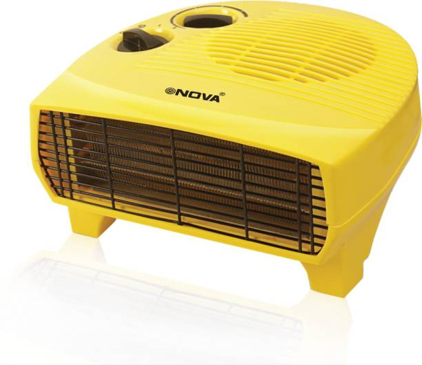 Nova ISI Mark NH 1234 Ultra Silent Fan Room Heater