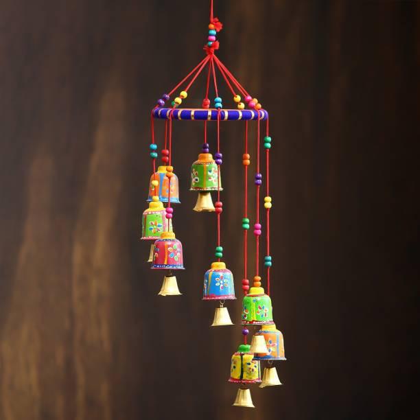 eCraftIndia Handcrafted Wall/Door/Window Hanging Decorative Showpiece  -  49 cm