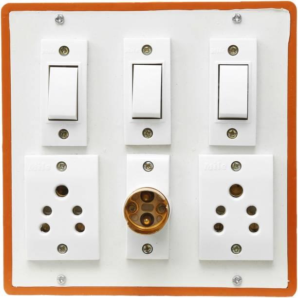 HI-PLASST 5 A One Way Electrical Switch