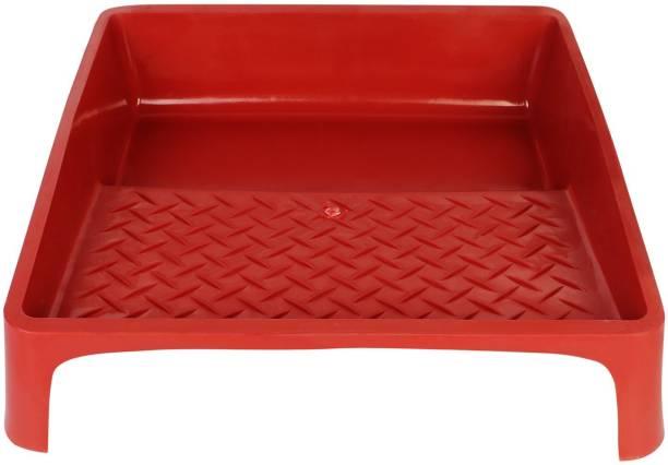 JAI BRUSH INDUSTRIES JAI_043 Plastic Paint Tray For Color & Paint (Size :33cm*33cm*8cm (L*W*H)) Tool Tray
