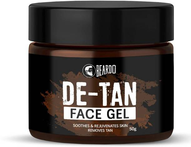 BEARDO De-Tan Face Gel for Men