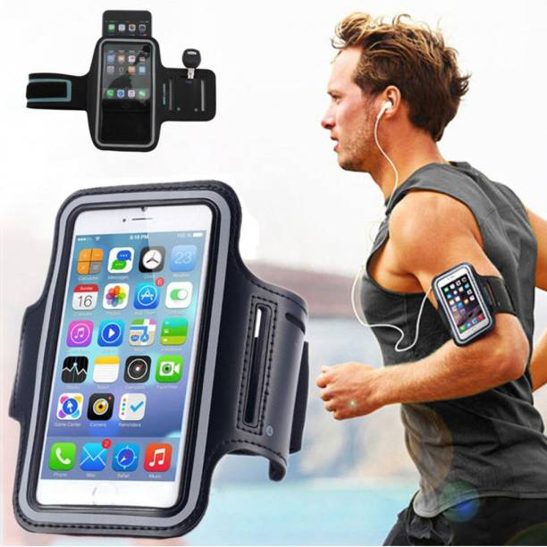 Lehza Arm Band Case for 5.5inch Mobile Running Cycling Gym Jogging Hand Support